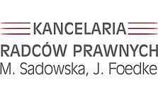 M. Sadowska, J. Foedke